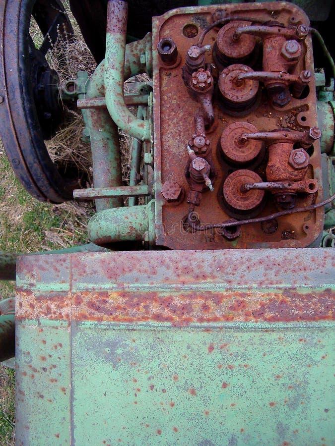 老机械 免版税图库摄影