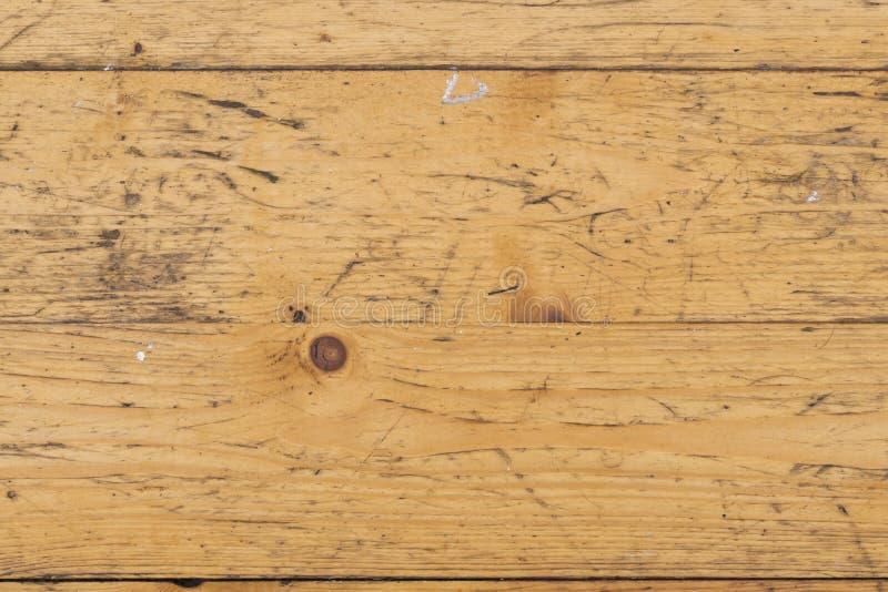 老杉木地板 免版税库存图片