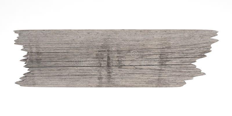 老板条木头 图库摄影