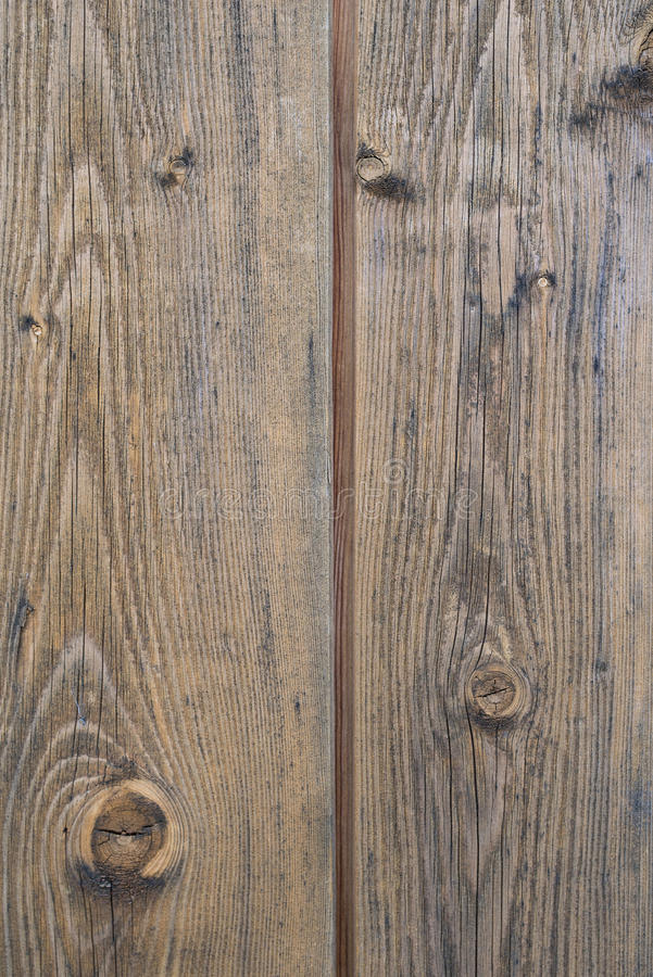 老棕色木板条墙壁或书桌纹理背景 免版税库存照片