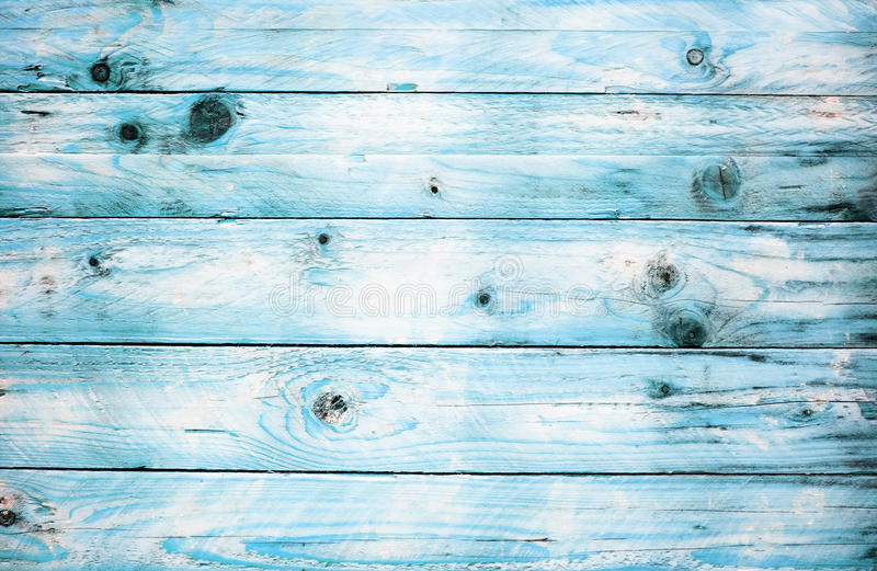 老海滩木头背景 免版税库存图片