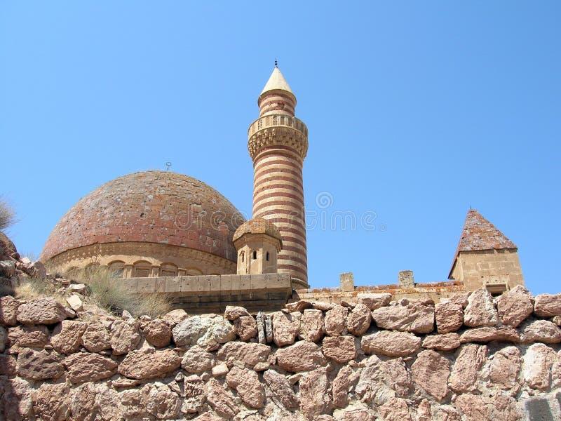老清真寺 库存图片