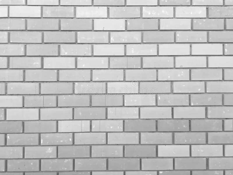 老灰色砖篱芭背景 库存照片