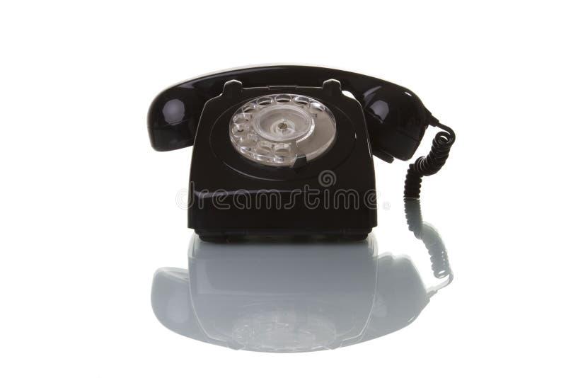 老电话 库存图片