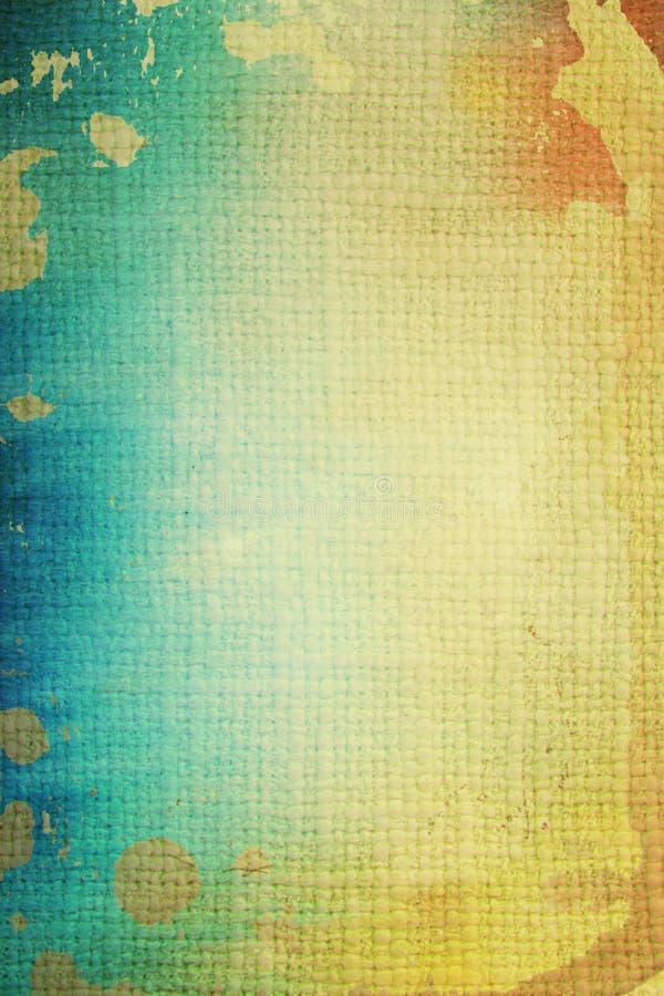 老画布: 抽象织地不很细背景 库存图片