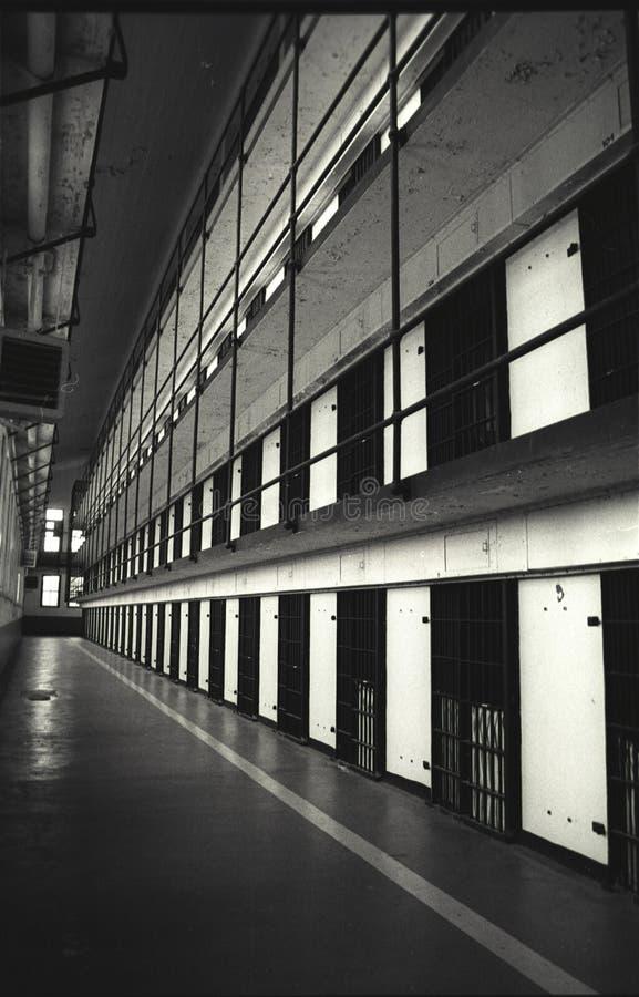 老监狱 免版税库存照片