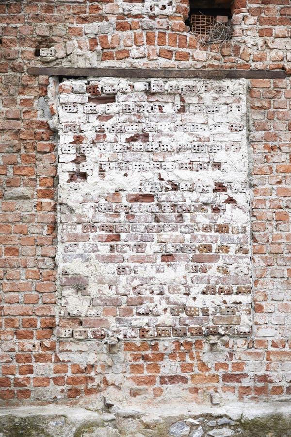 老石纹理墙壁 免版税库存照片