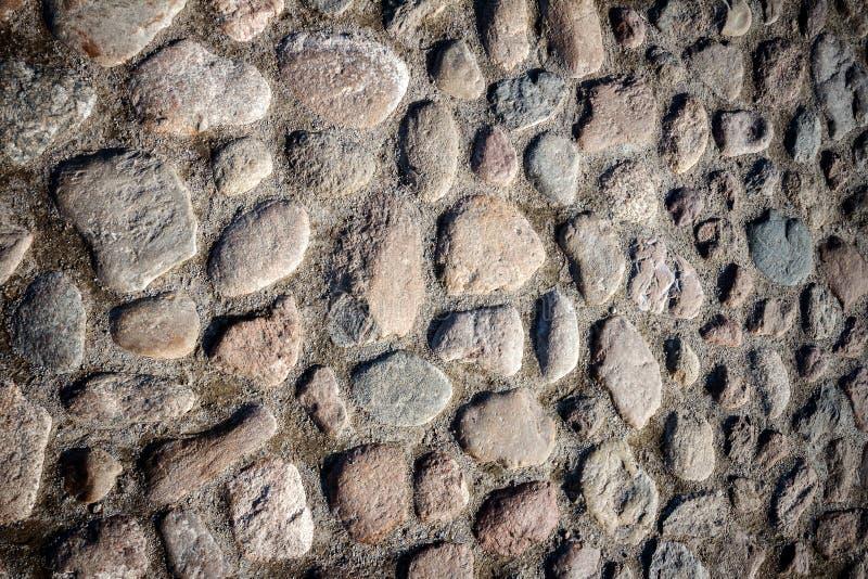 老石头铺 库存照片