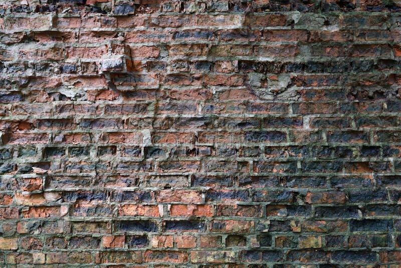 老砖的照片 图库摄影