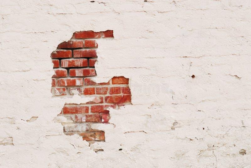 老砖 免版税图库摄影