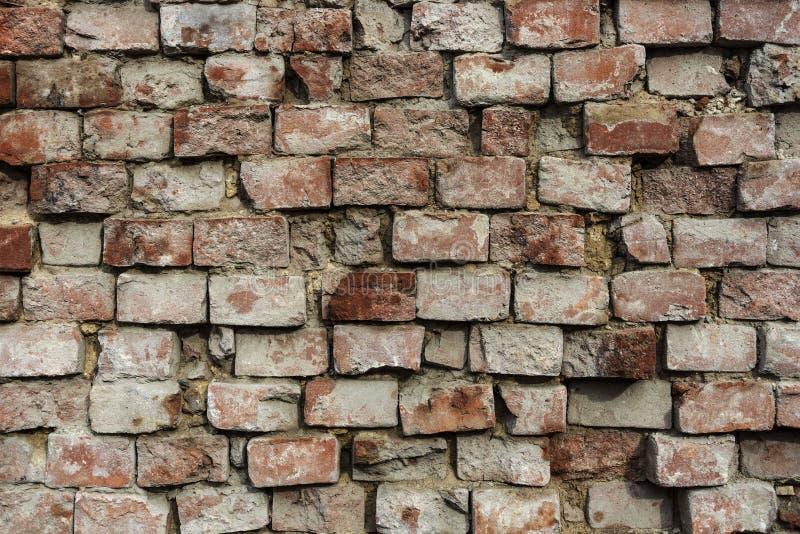 老砖 免版税库存图片