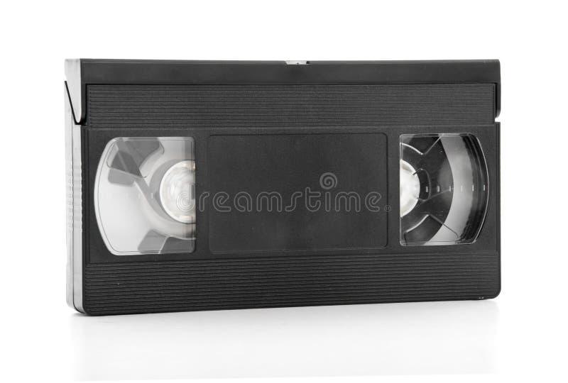 老磁带录影 库存图片