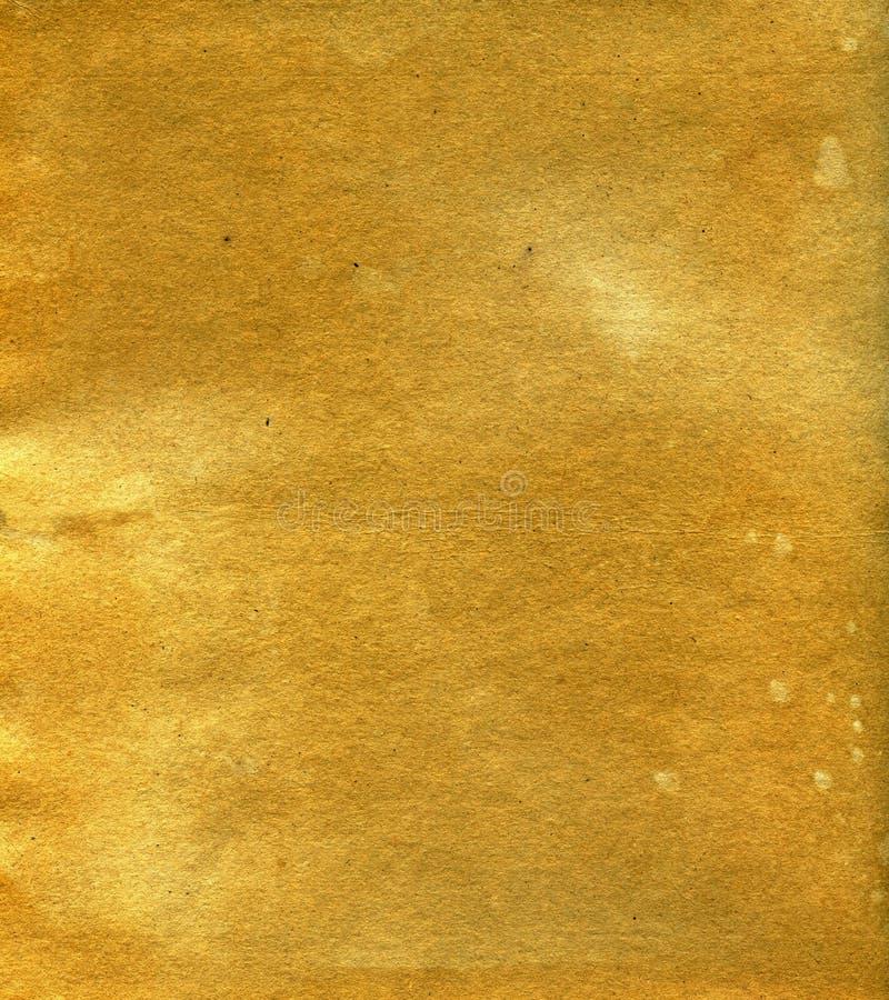老纸减速火箭的被剥去的纹理葡萄酒 库存照片