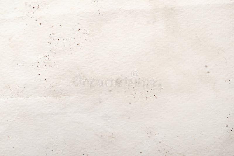 老纸纹理 背景美丽的纸照片葡萄酒 库存照片