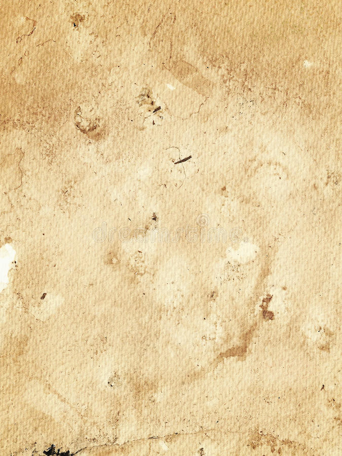 老纸纹理 皇族释放例证