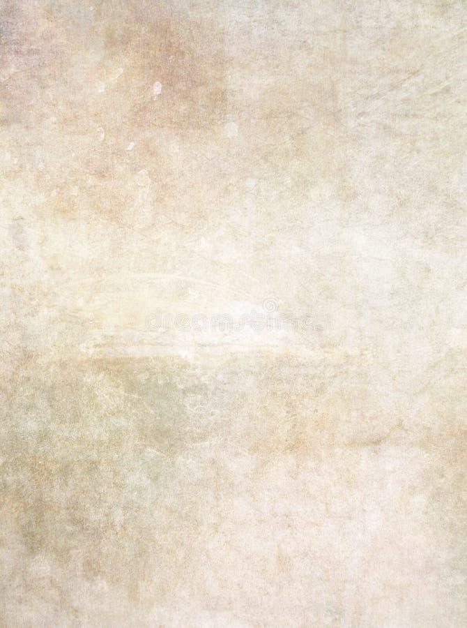 老纸纹理 图库摄影