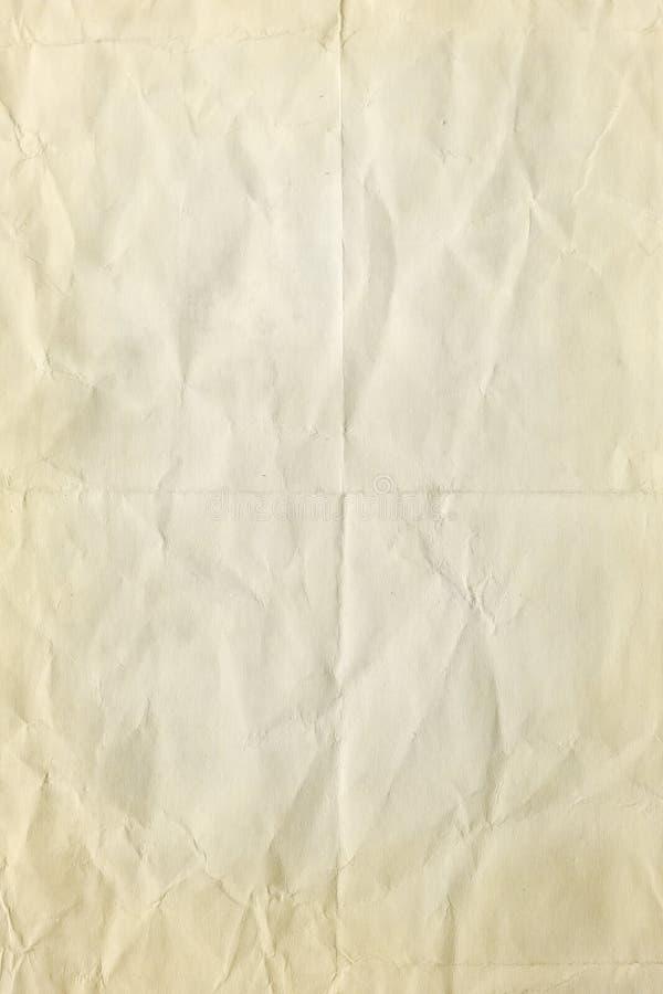 老纸纹理 库存图片