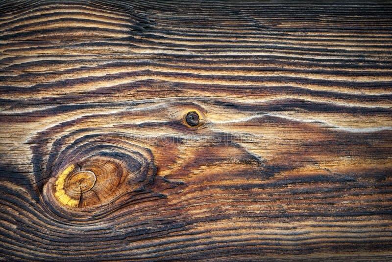 老纹理木头 图库摄影