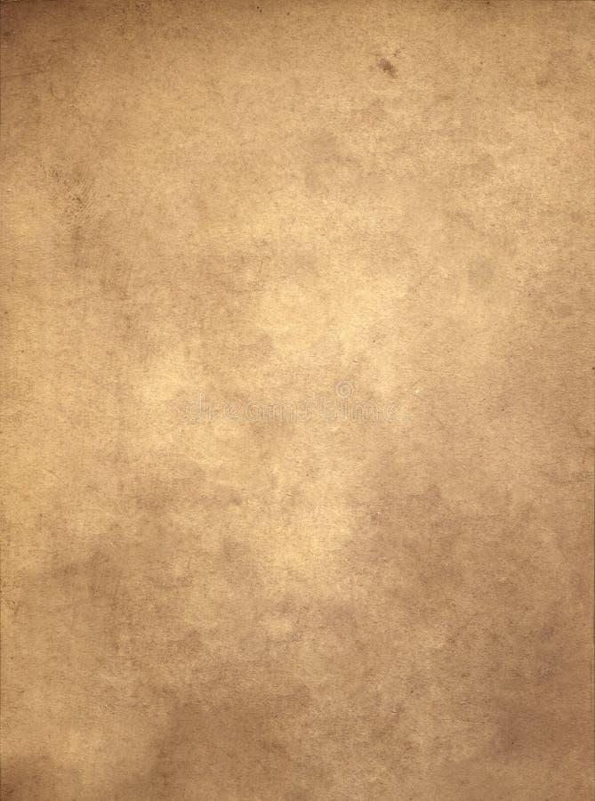老羊皮纸 免版税库存照片