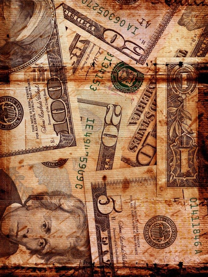 老美元我们 免版税库存图片