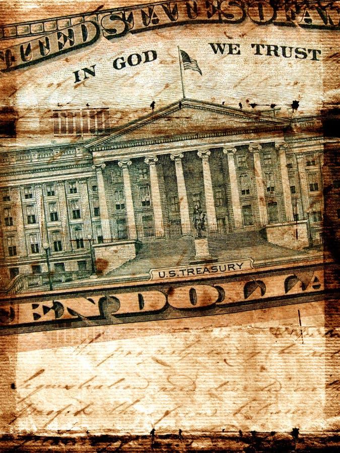 老美元我们 图库摄影