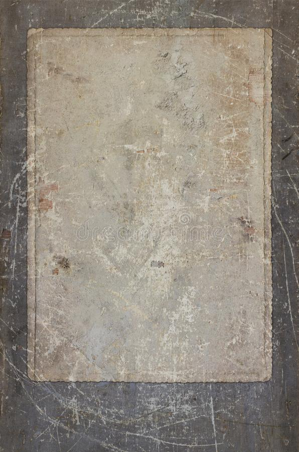 老脏的木背景 免版税库存图片