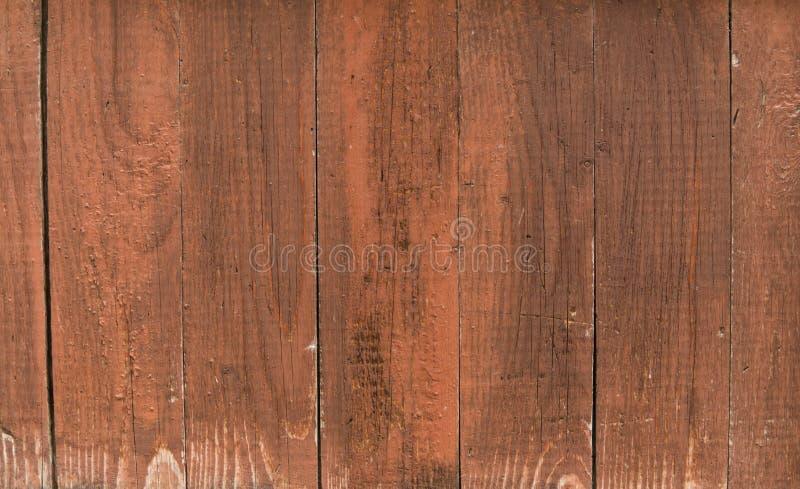 老色的委员会木背景  老木板条作为纹理 图库摄影