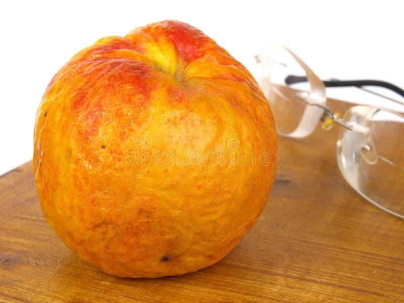 老苹果 库存图片