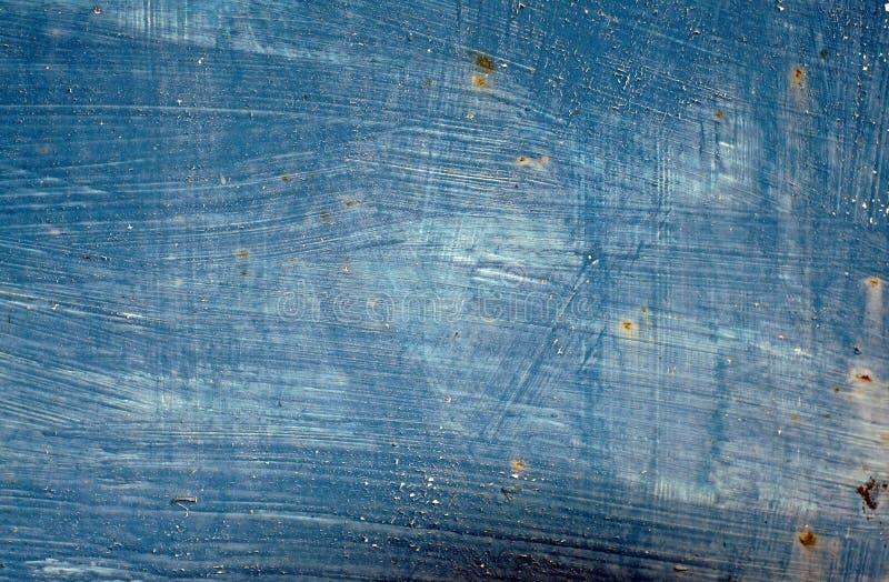 老蓝色作为背景 库存图片