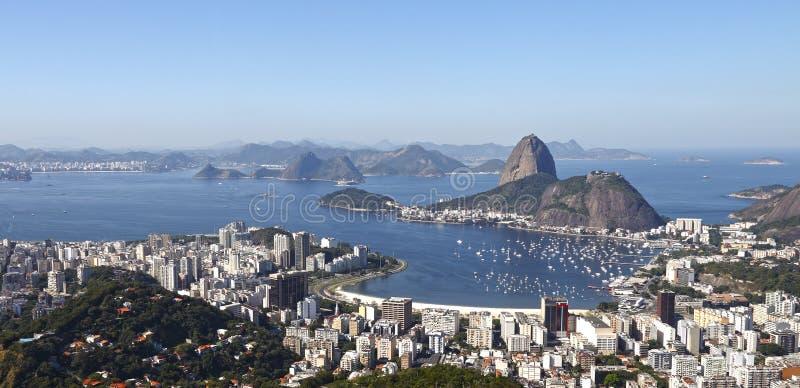 老虎山,里约热内卢 免版税库存照片