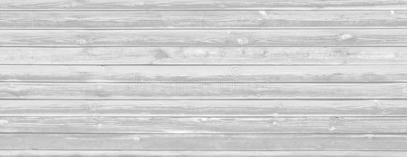 老被漂白的木板条背景 免版税库存图片