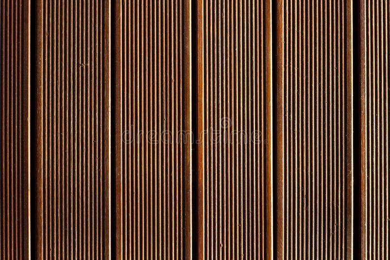 老被绘的木纹理 库存图片
