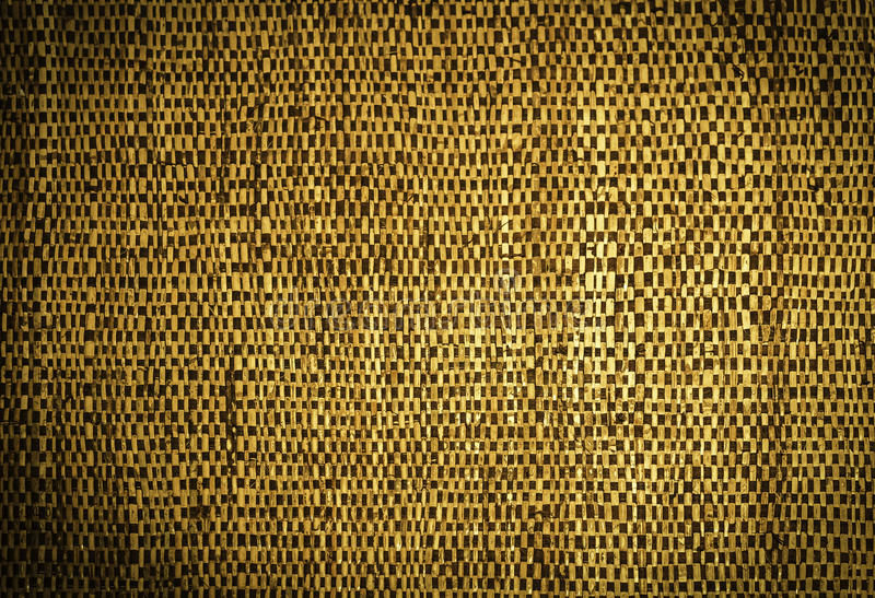 老被编织的木样式 免版税库存照片