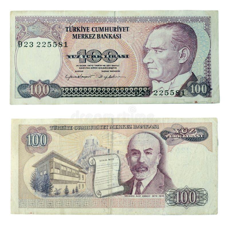 老货币 免版税库存照片
