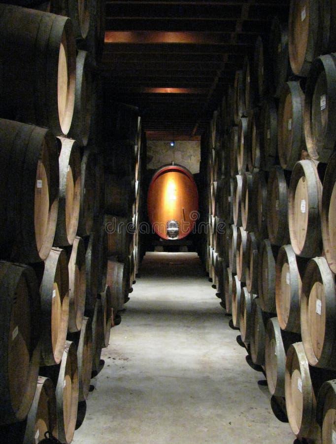 老酿酒厂 库存照片