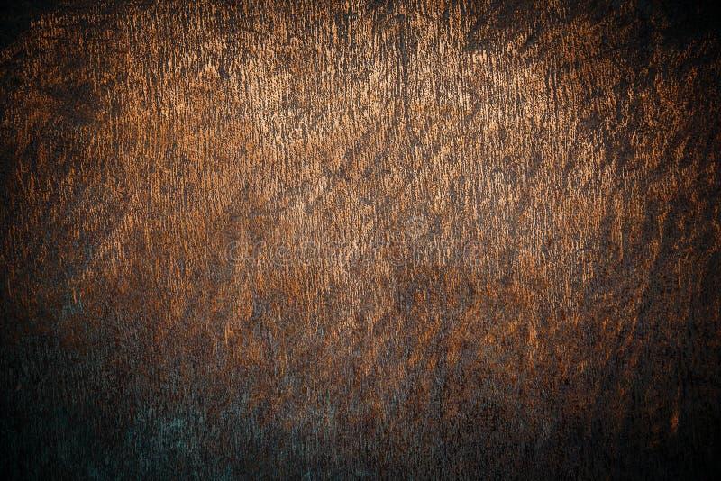 老铜表面 免版税库存图片
