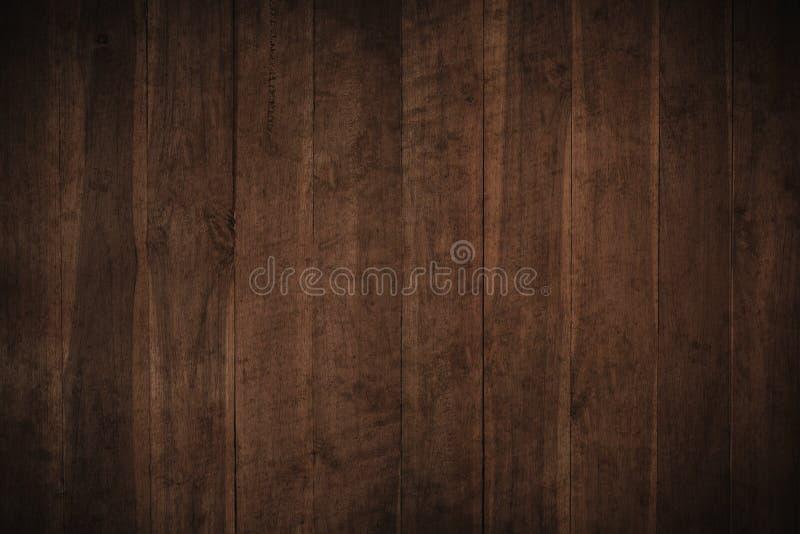 老难看的东西黑暗的织地不很细木背景, ol的表面 免版税库存照片