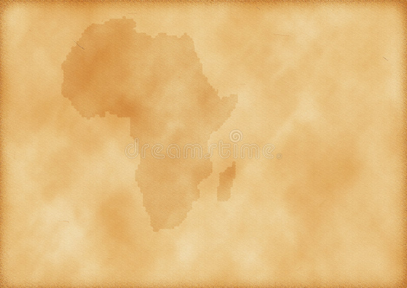 老非洲映射