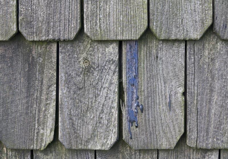从老风车的细节 Thy,丹麦 免版税图库摄影