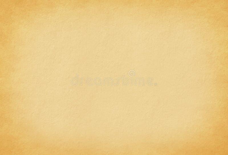 老,古色古香,难看的东西,被弄脏的纸背景纹理 库存照片