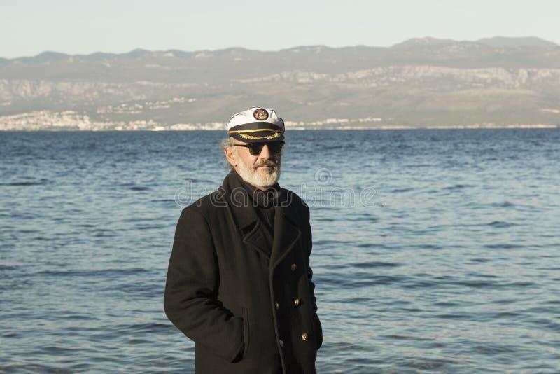 老水手 图库摄影