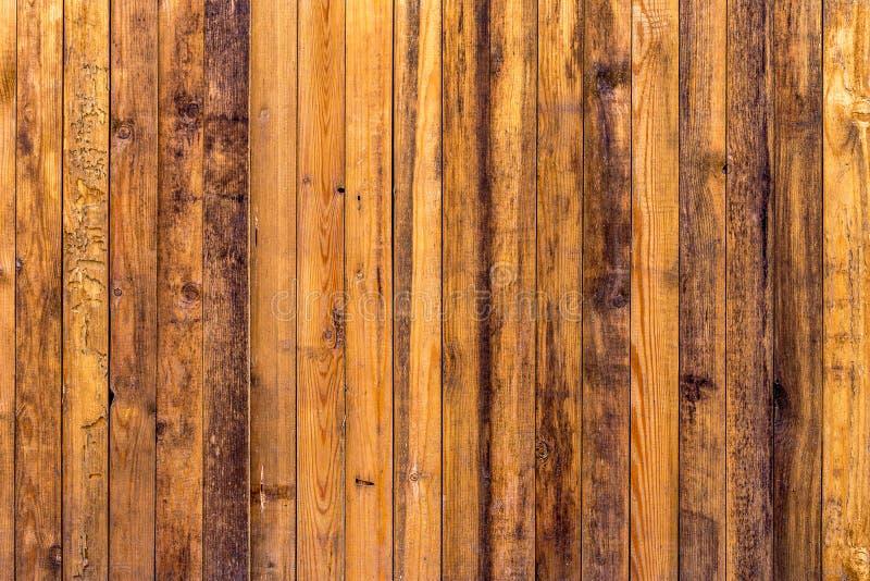 老黑暗的木纹理自然样式木板条作为magni 库存照片