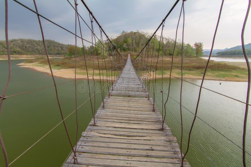 老索桥 图库摄影