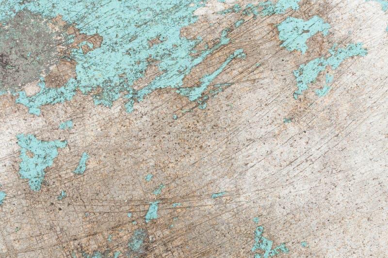 老水泥墙壁,设计纹理背景古老石概略的强的建筑 向量例证