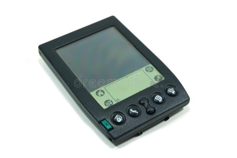 老PDA,口袋个人计算机 免版税库存图片