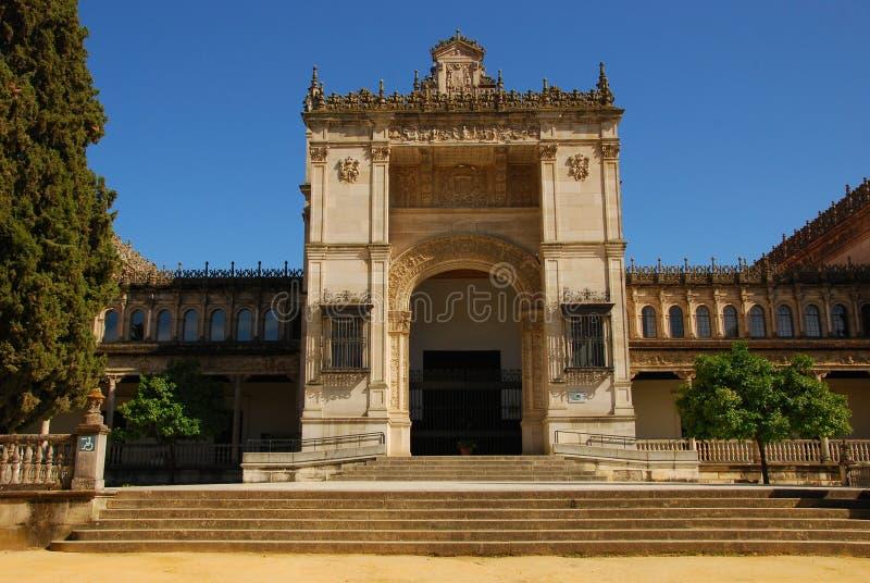 考古学博物馆塞维利亚 免版税库存图片
