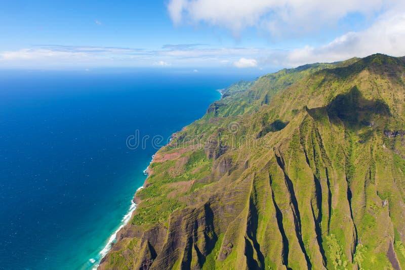考艾岛海岛 库存照片