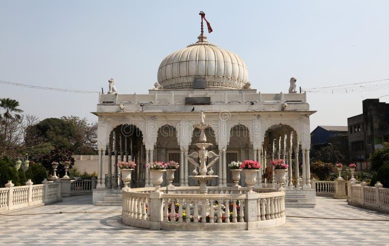 耆那教的寺庙,加尔各答 库存照片