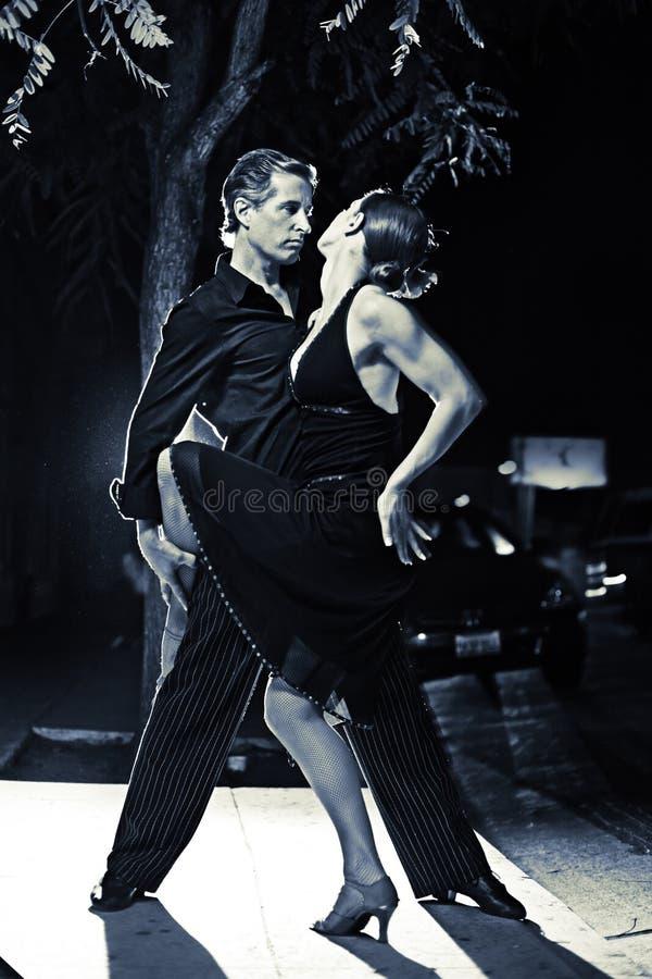 耦合舞蹈 库存图片