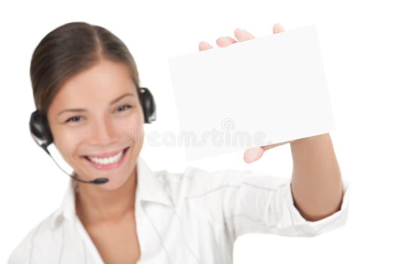 耳机藏品符号妇女 库存照片
